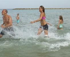 אימון ריצה במים עמוקים